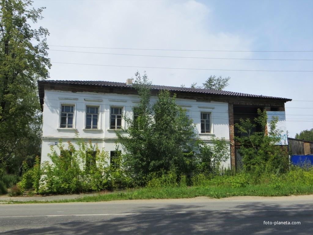 Дом купца Богомолова