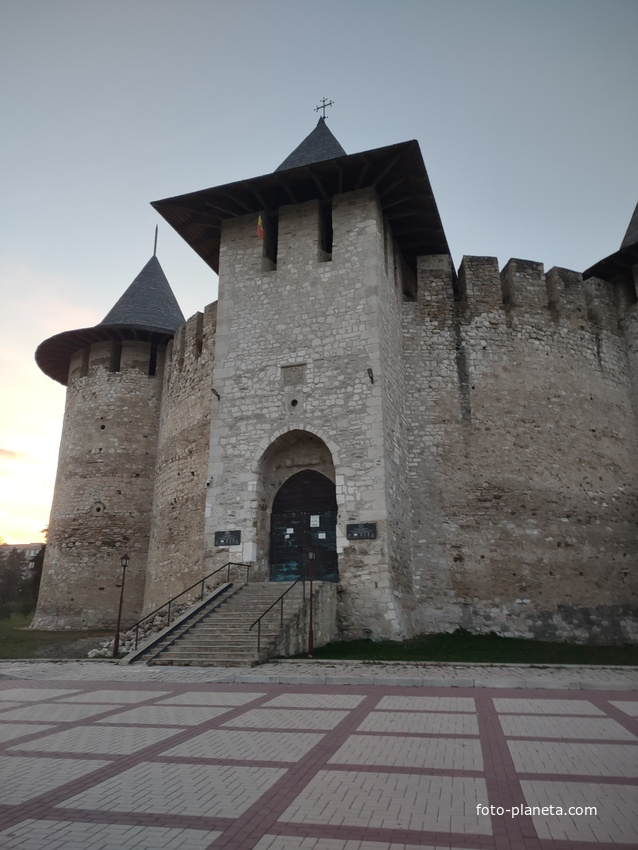 Крепость.Сороки.