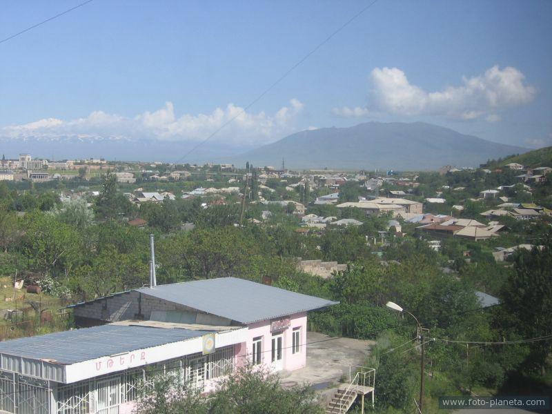 Окраина Еревана
