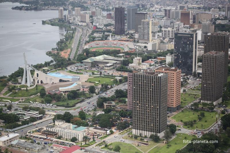 стадион | Абиджан (Кот-д'Ивуар)