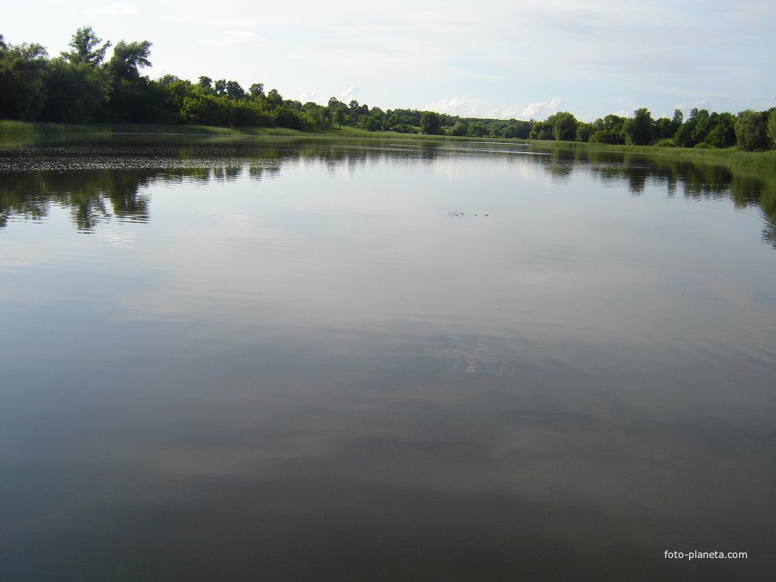 рыбалка район звенигород