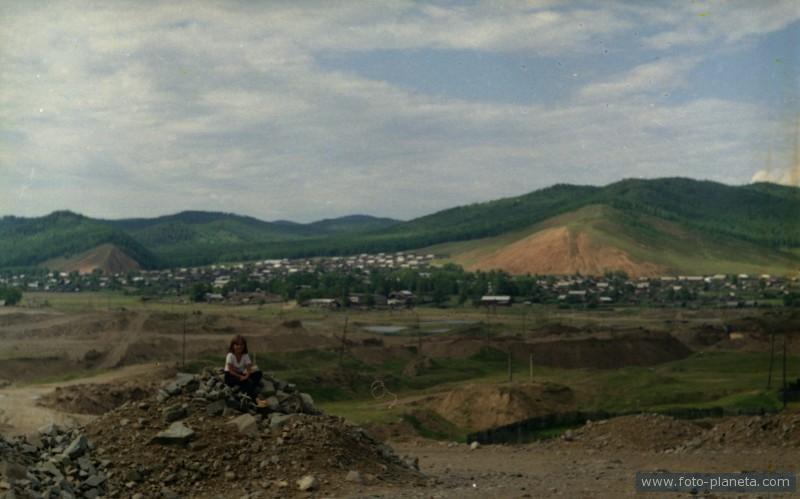 Давенда 18 лет назад | Могочинский район