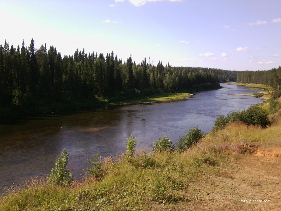рыбалка на реках пинежского района
