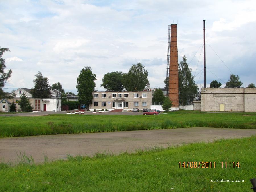 Толочинский консервный завод