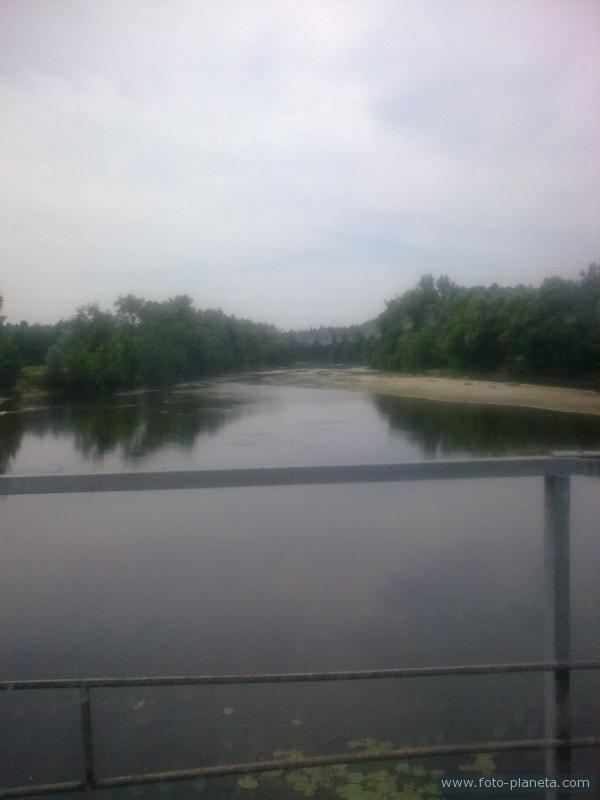 На мосту через Псел