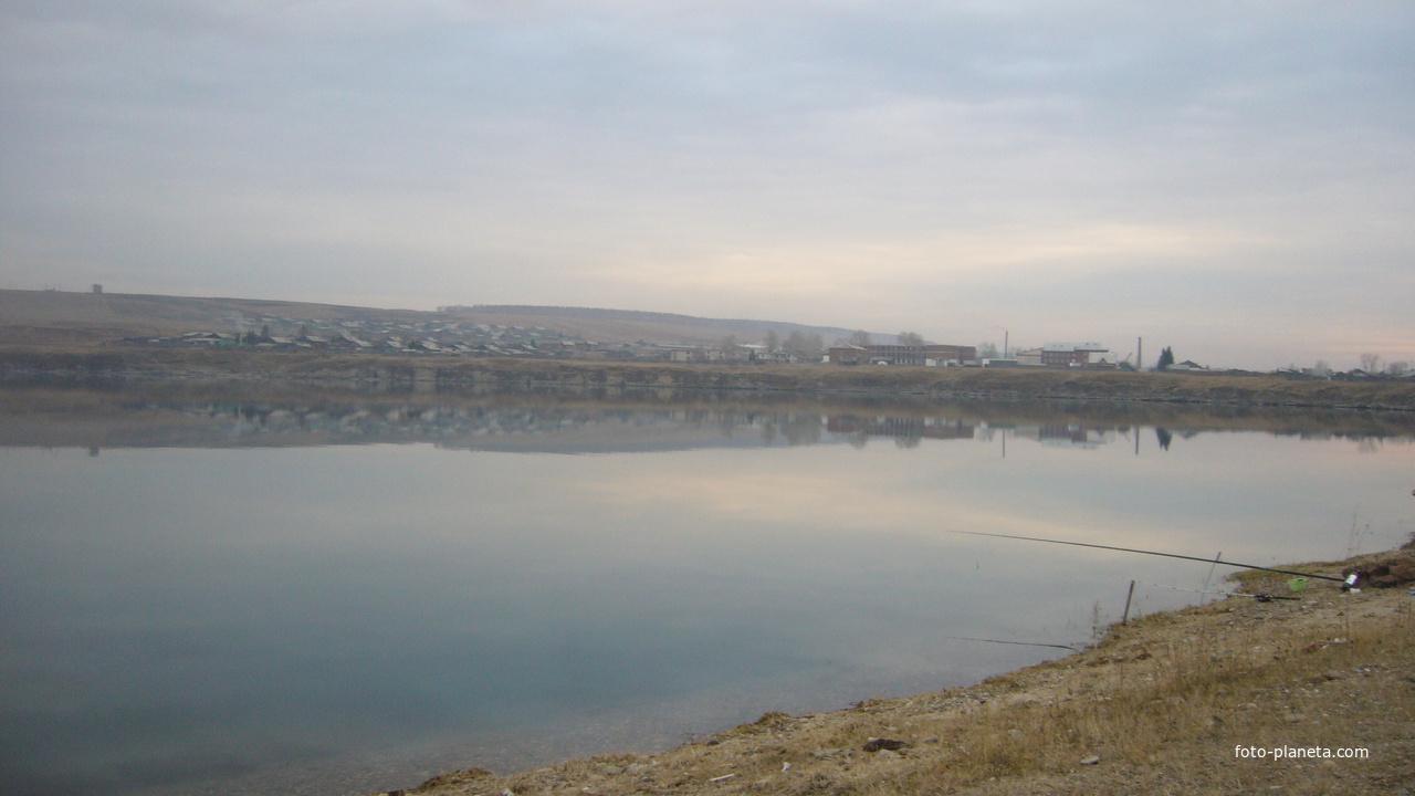 рыбалка середкино боханский район