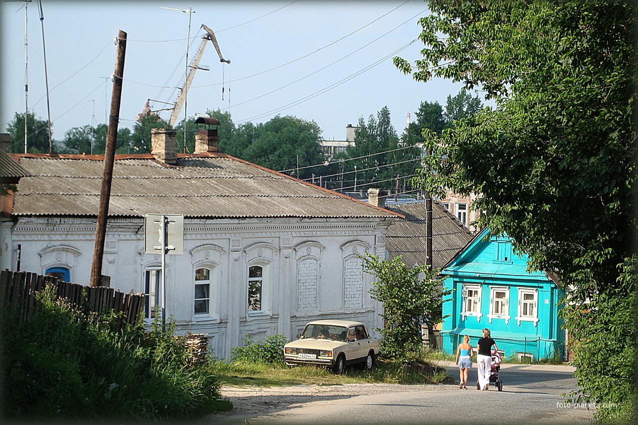 Городец фото достопримечательностей