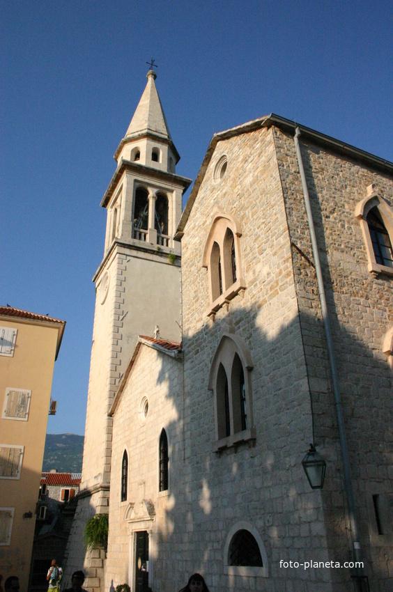 Колокольня церкви Святого Ивана