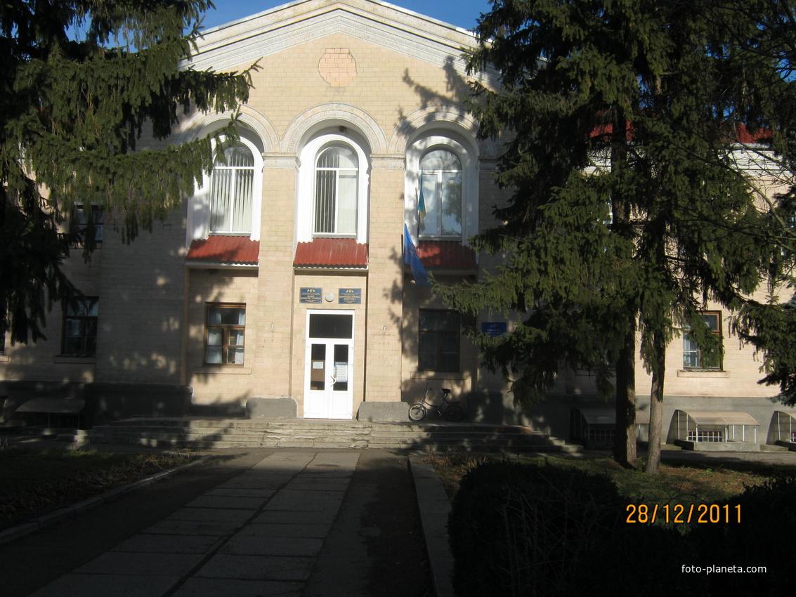 Бібліотека | Шпола (Шполянський район)