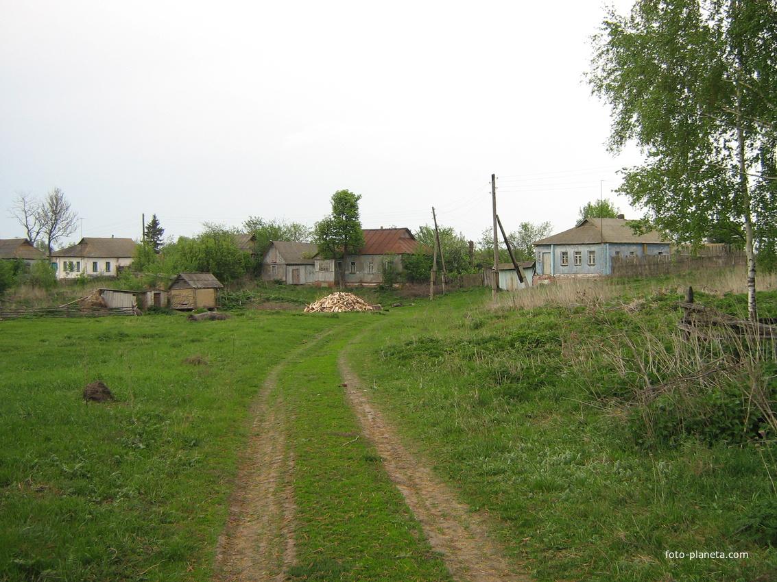 Дорога на Пролетаровку