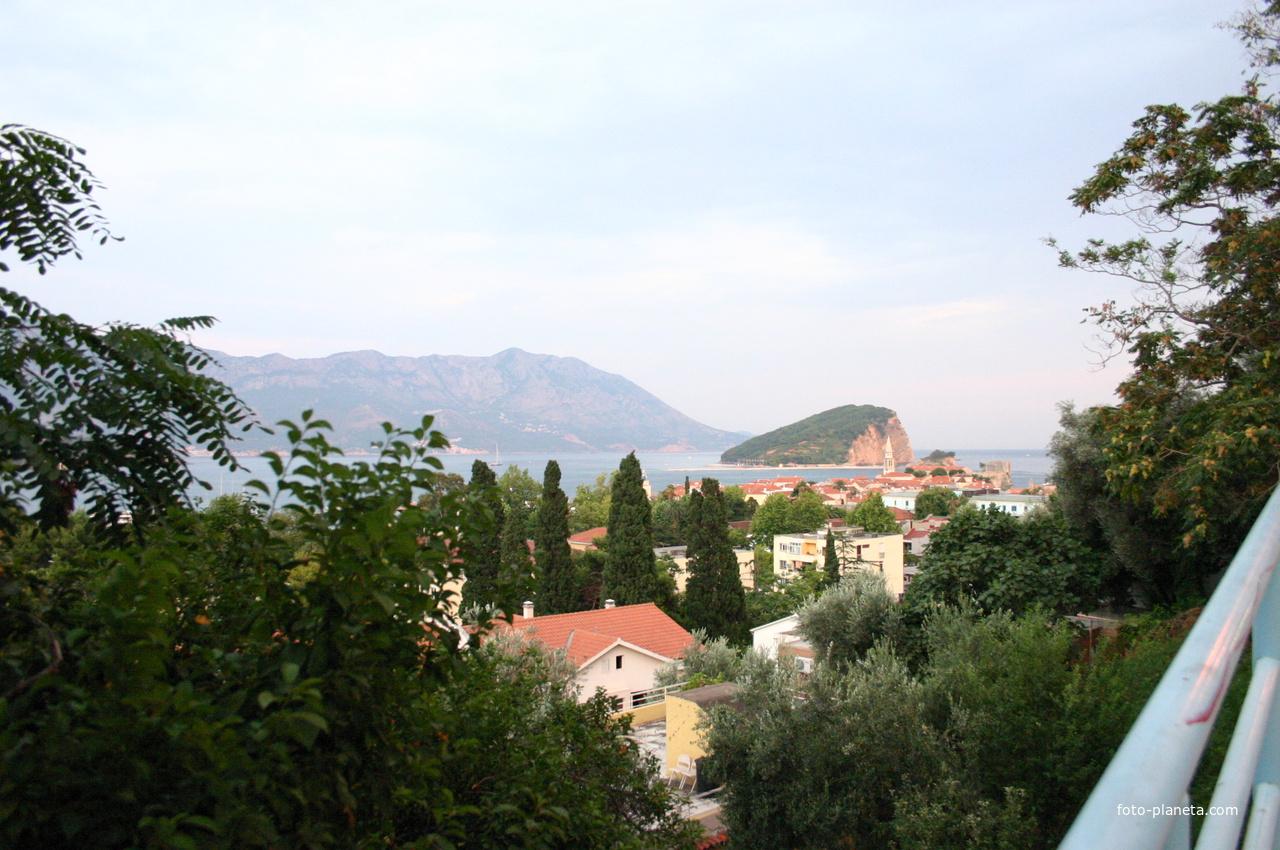 Вид на остров Святого Николы