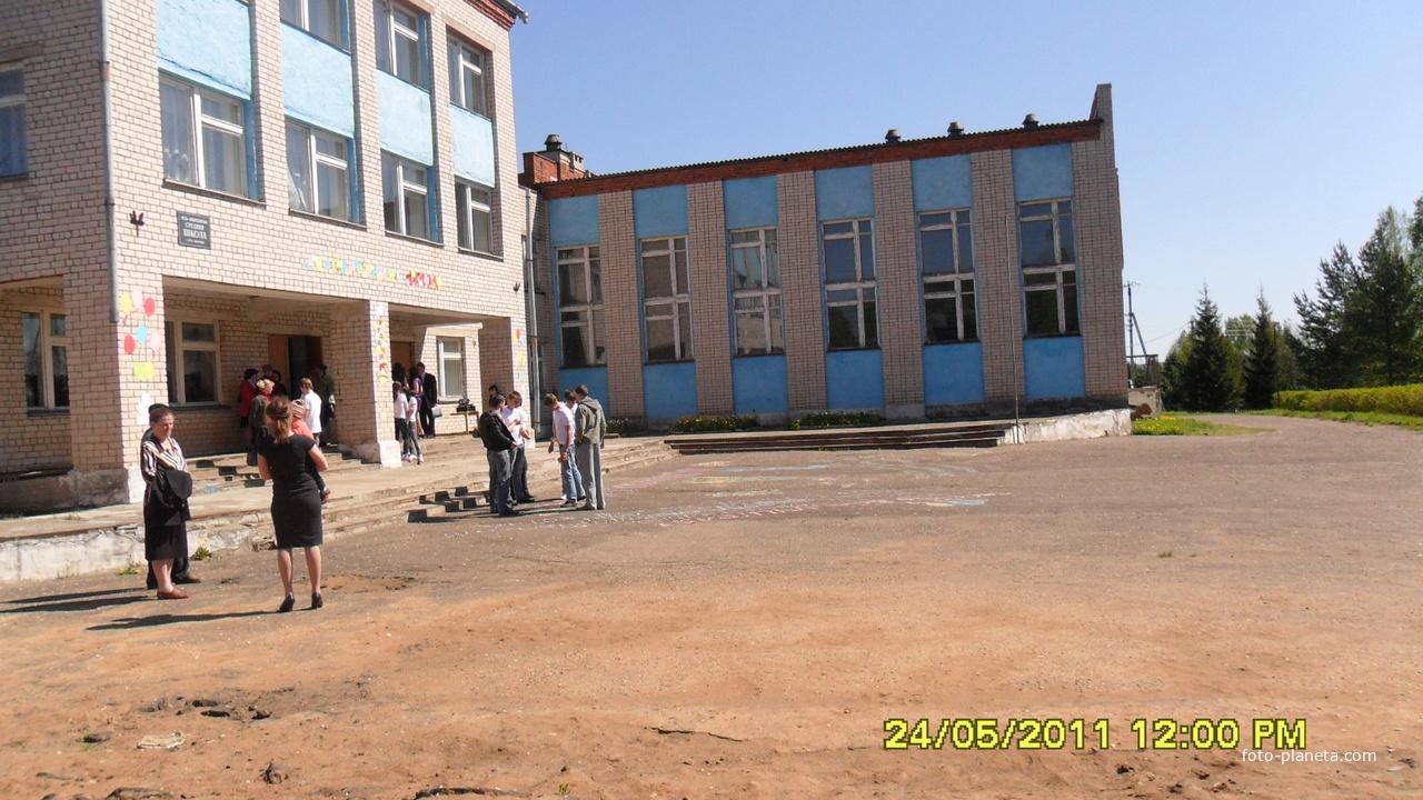 Школа усть алексеево