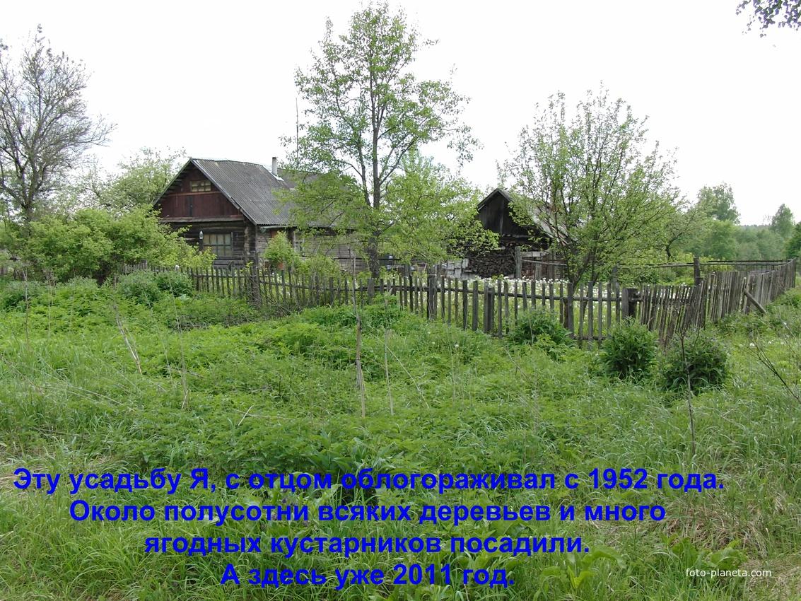 Усадьба семьи Герциковых
