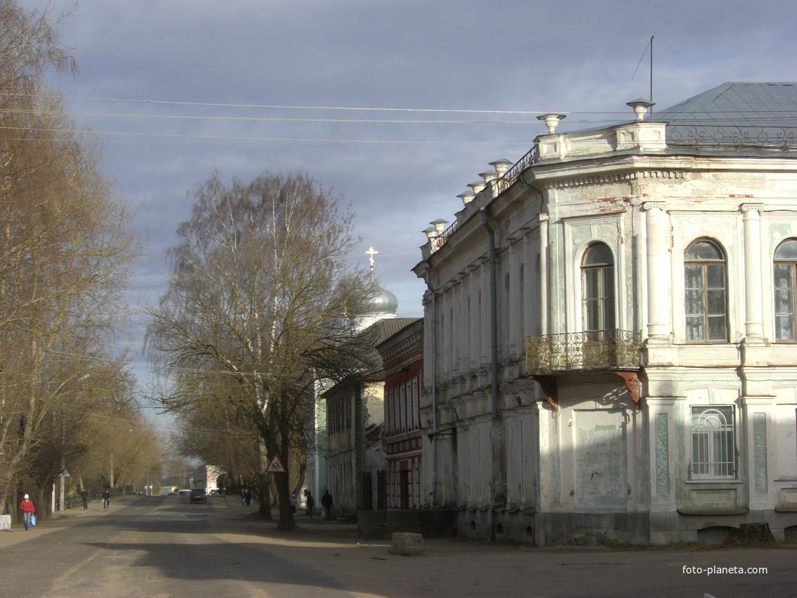 Вышний Волочек Улица