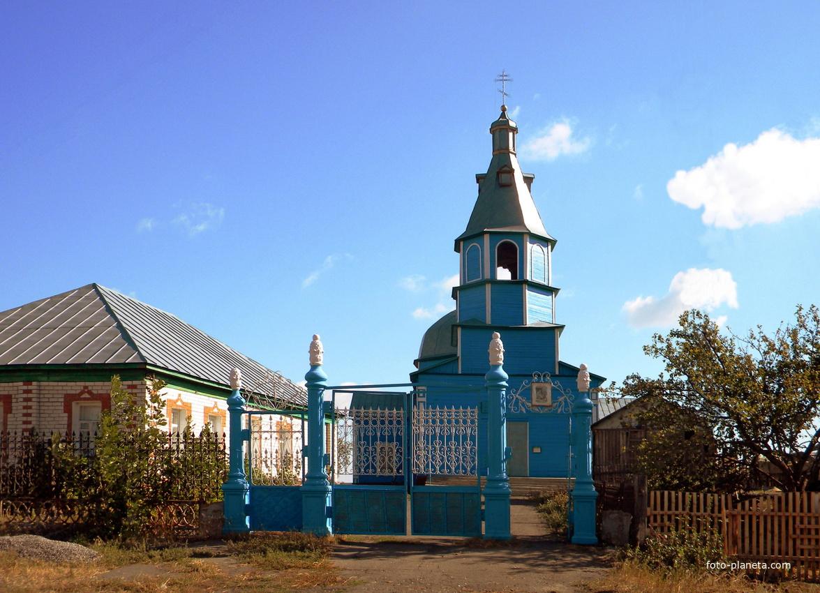 Церковь Рождества Христова в селе Рождественское