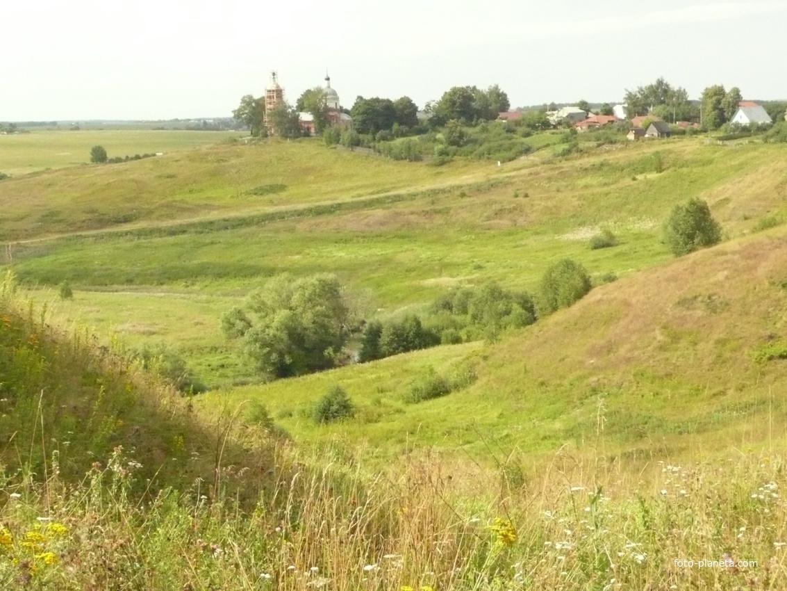 село Горицы