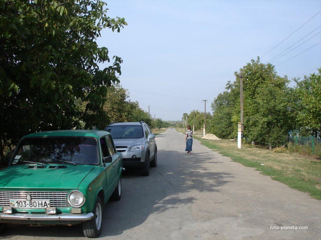 село Андровка