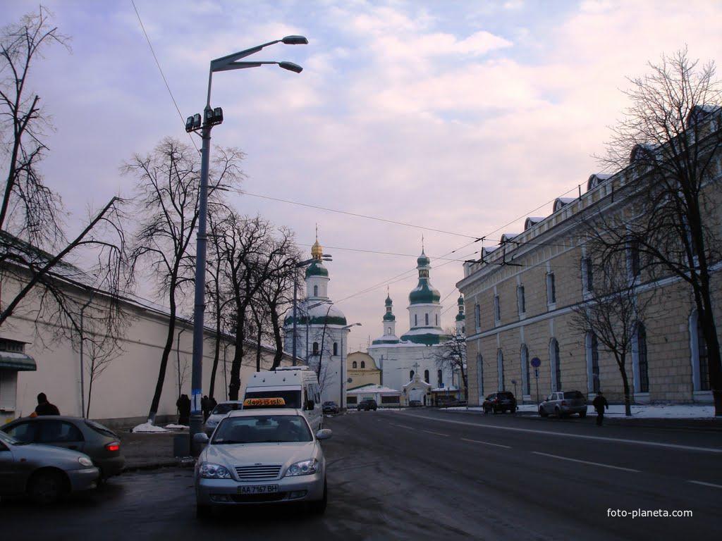 ул. Январьского восстания