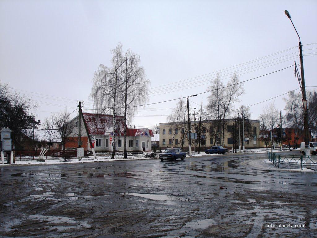 Слякотная зима 2011 года