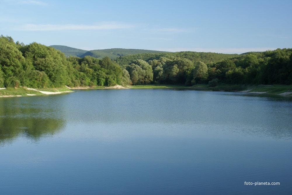 Баштановское водохранилище (ставок)