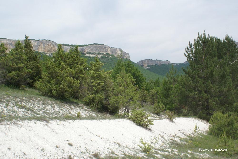 Меловые склоны