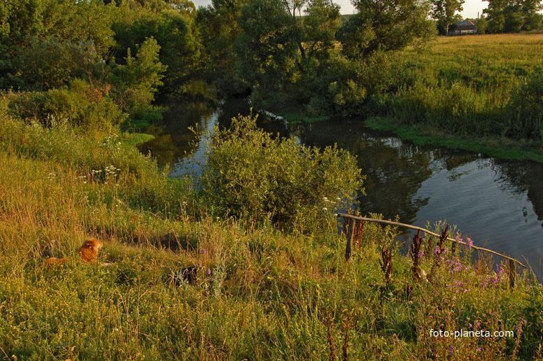рыбалка в новосильском районе орловской области