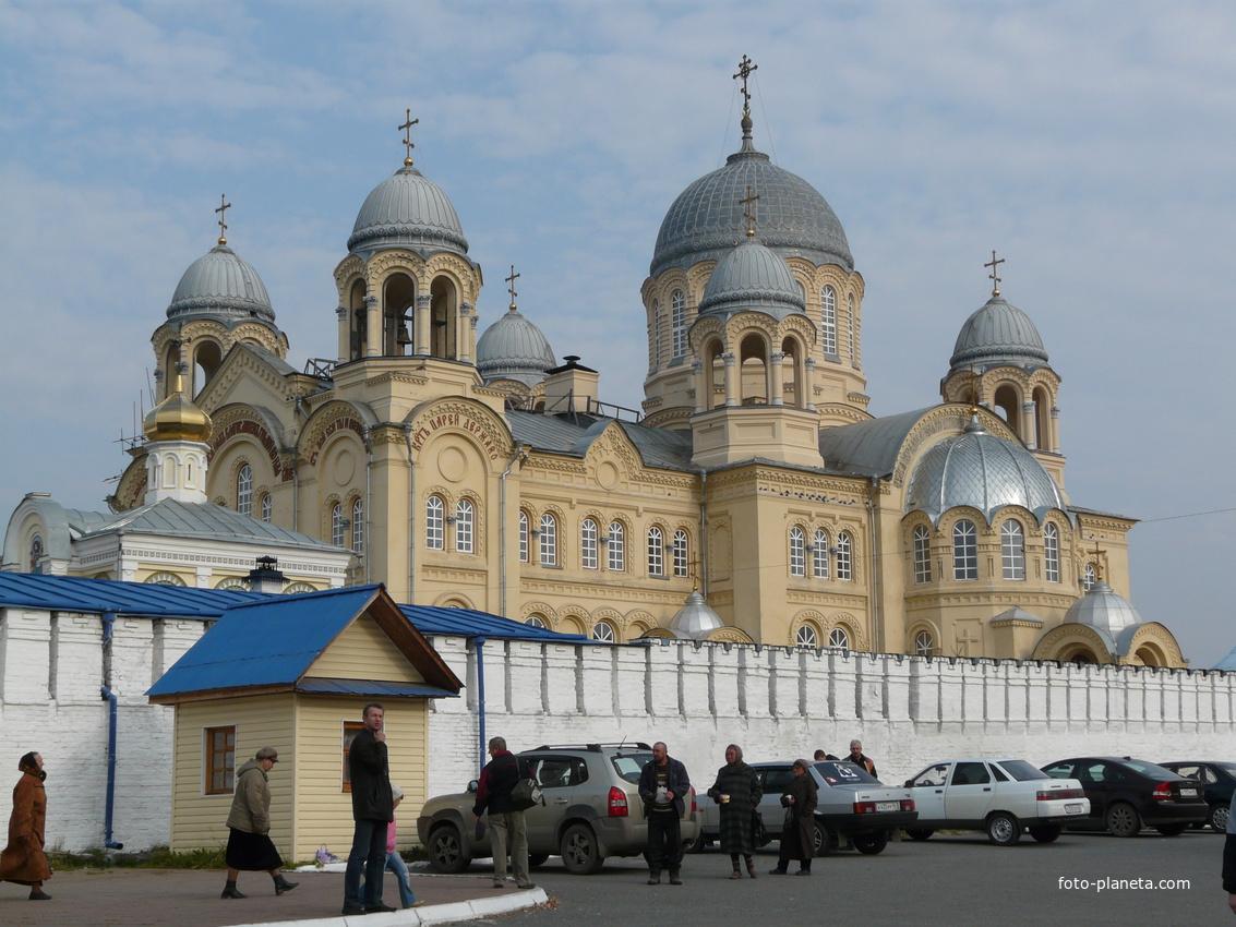 Верхотурье. Крестовоздвиженский собор