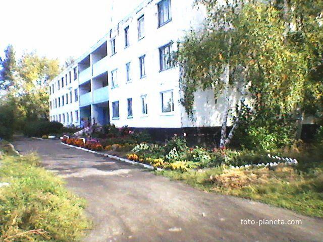 п. Новоомский, ОСХТ, общежитие №1