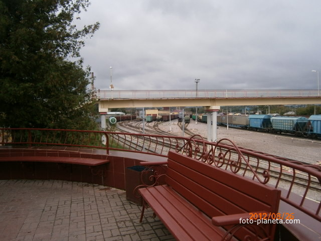 ж.д.линия | Ефремов (Ефремовский район)