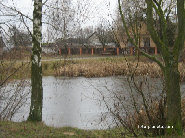 Купятичи  место бывшего монастыря