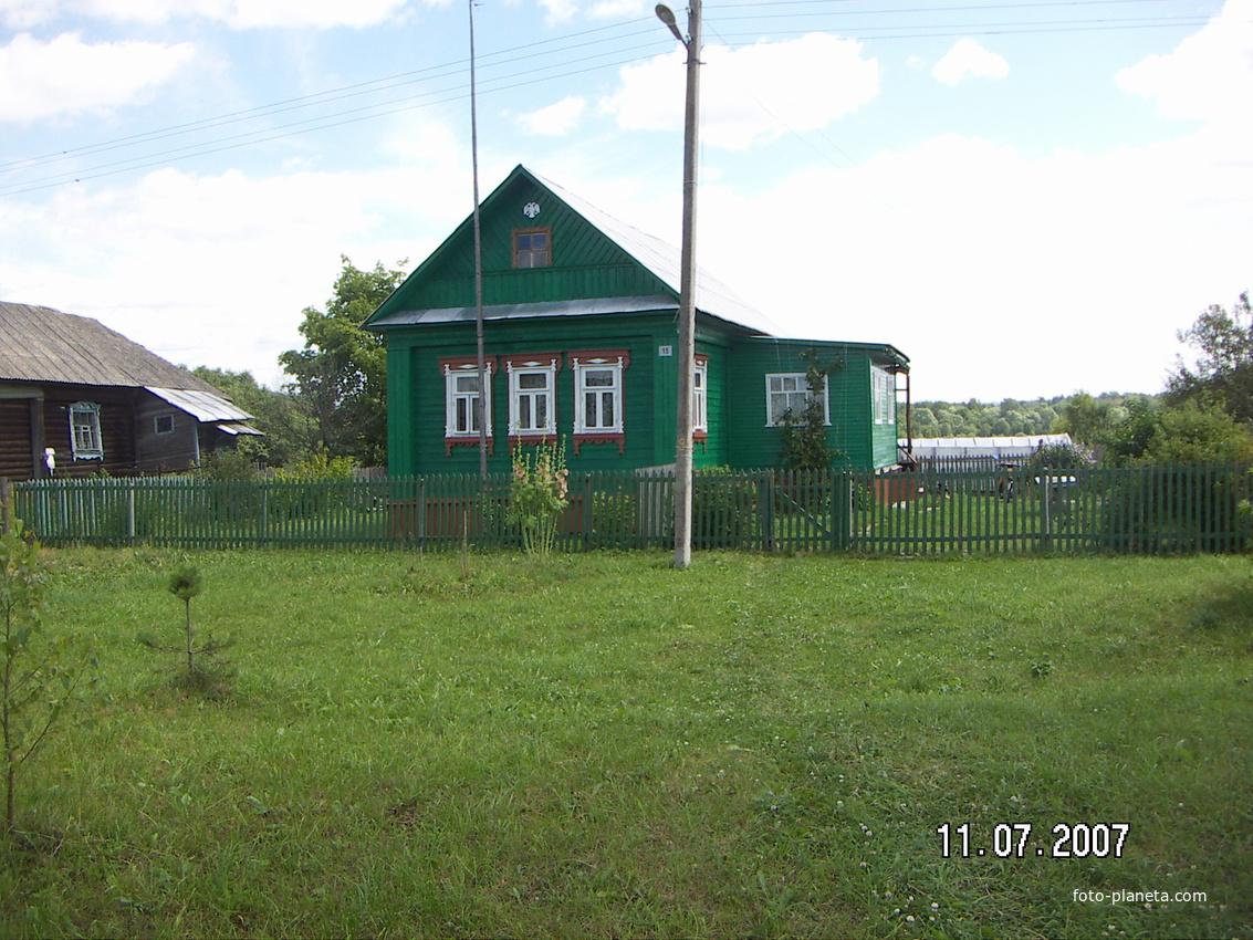 д.Старково 2007г