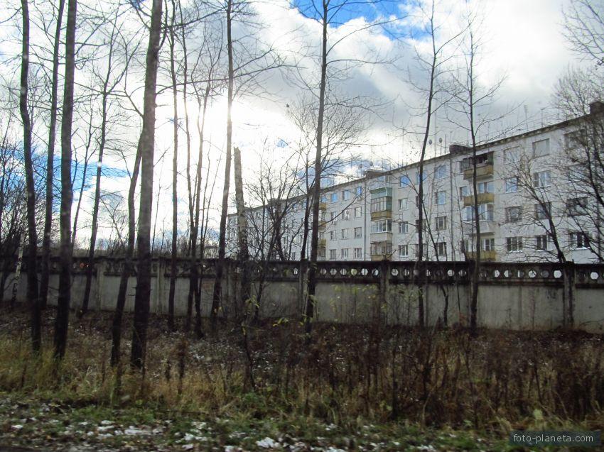 фото талалихино чеховский район сделан