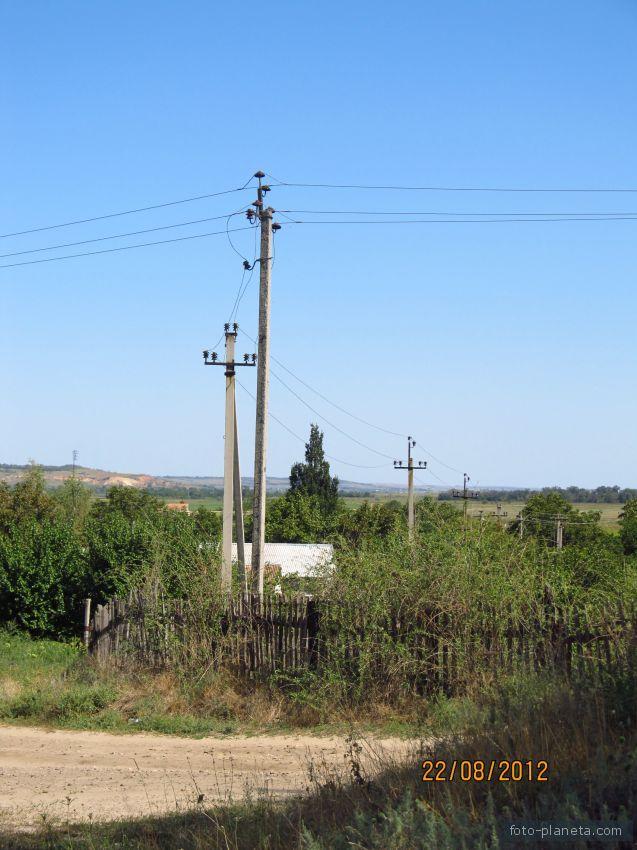 Электрофикация села