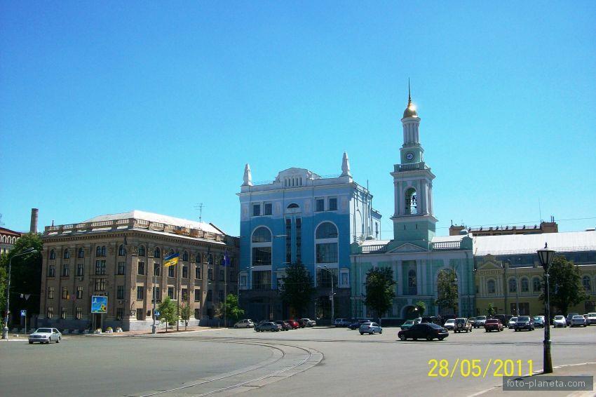 Киев, Контрактовая площадь