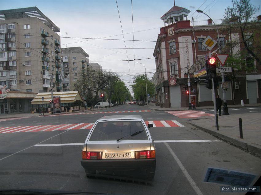 ул. Мира и Красная