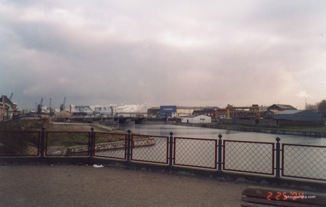 Дувр. В порту.