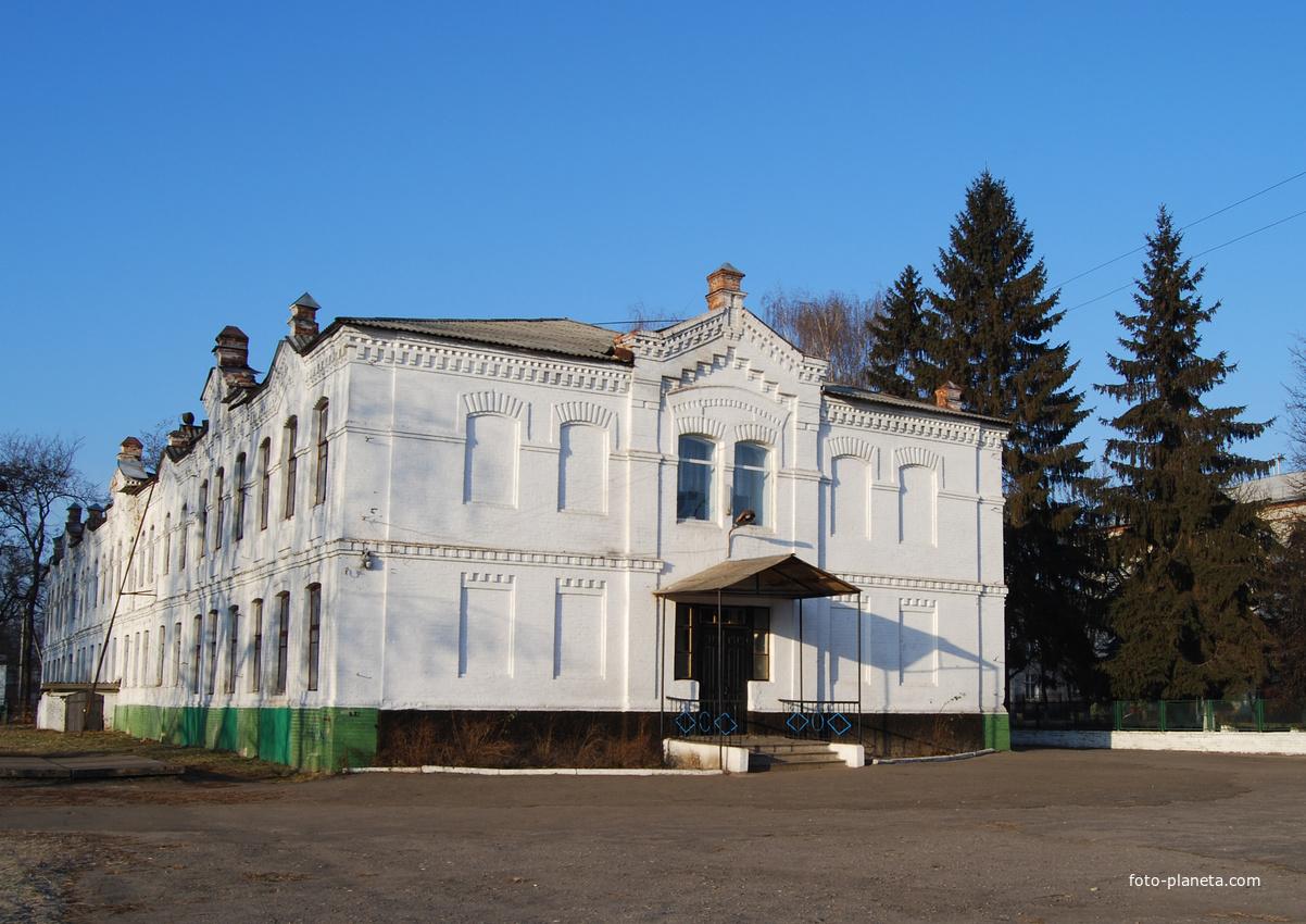 Здание школы №1