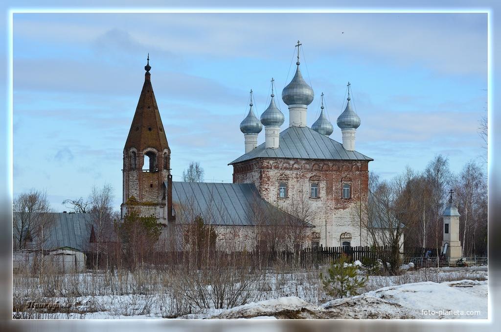 церковь в Малышево 2012г