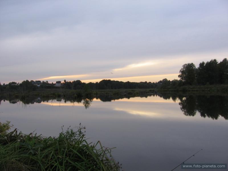 рыбалка в хонятино ступинский район