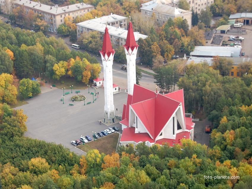 Мечеть Ляля-Тюльпан