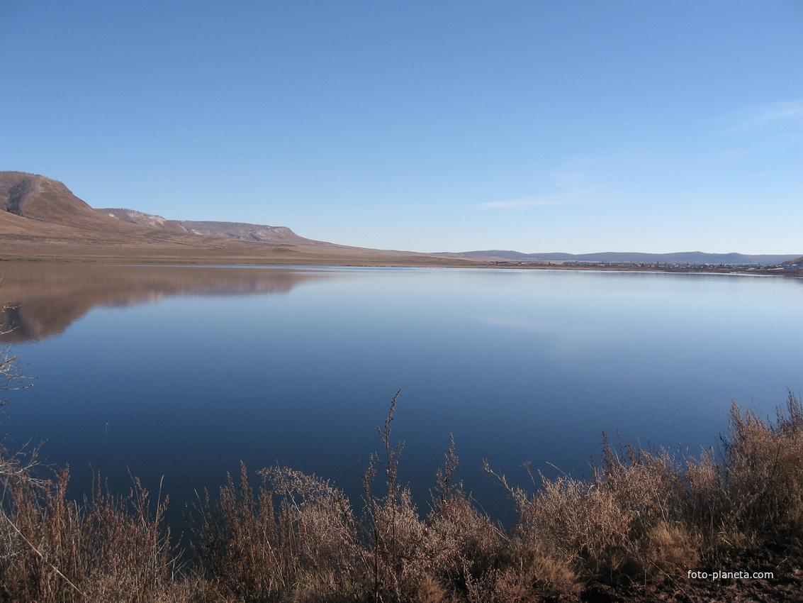красноярская рыбалка озеро большое