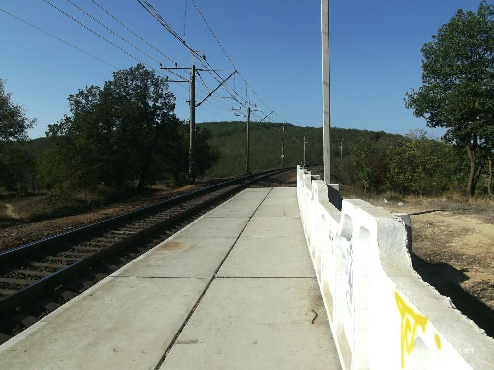 Платформа 1518-й километр