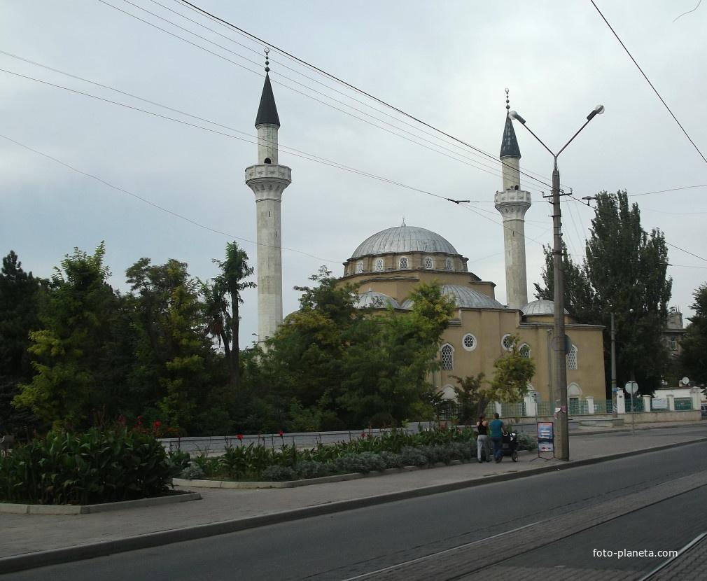 мечеть в ялте фото бы, евпаторийский