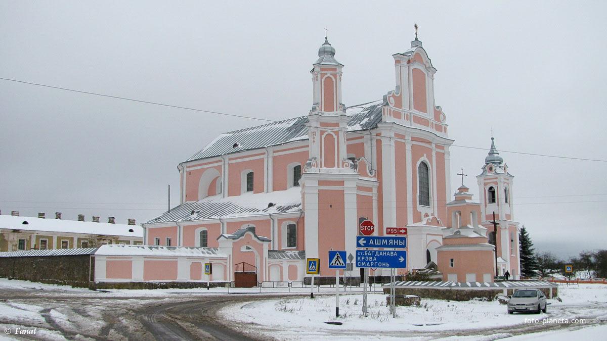 Костел святых апостолов Петра и Павла