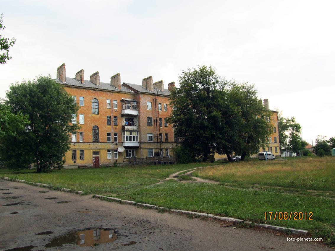 Военный городок