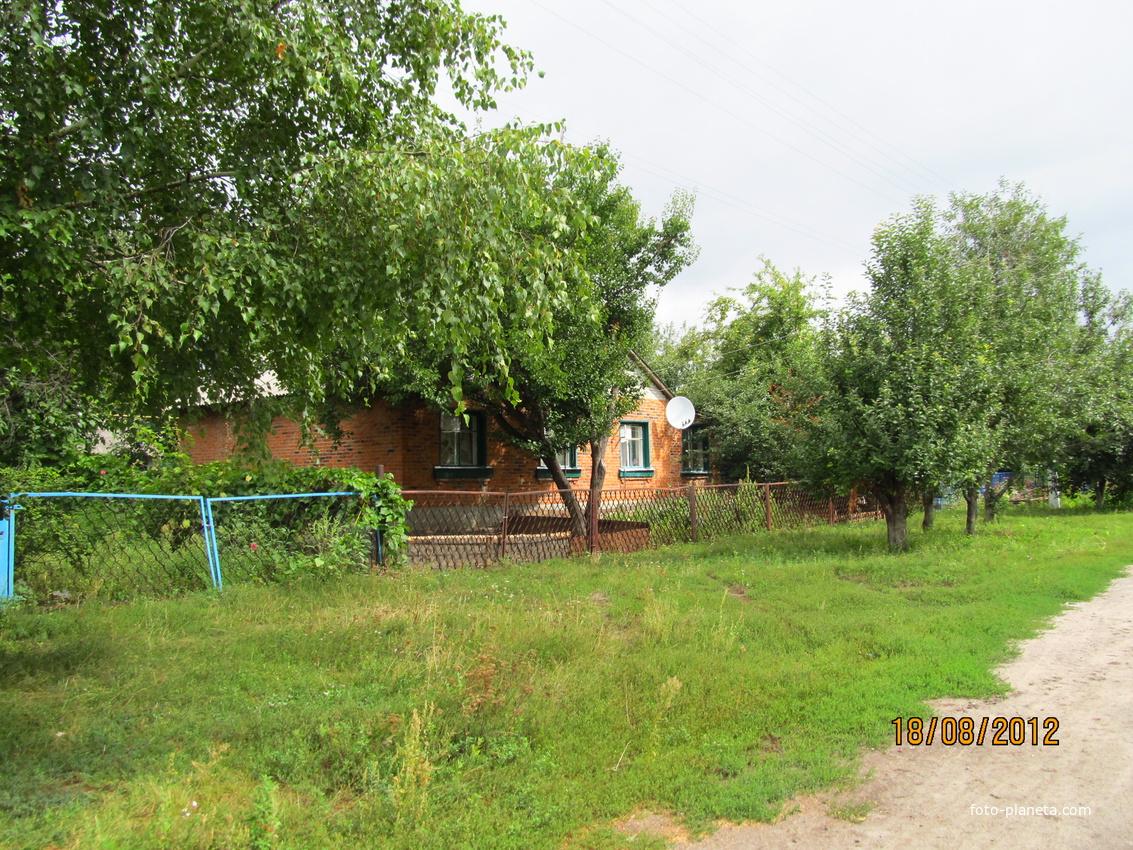 Дом в Первомайском