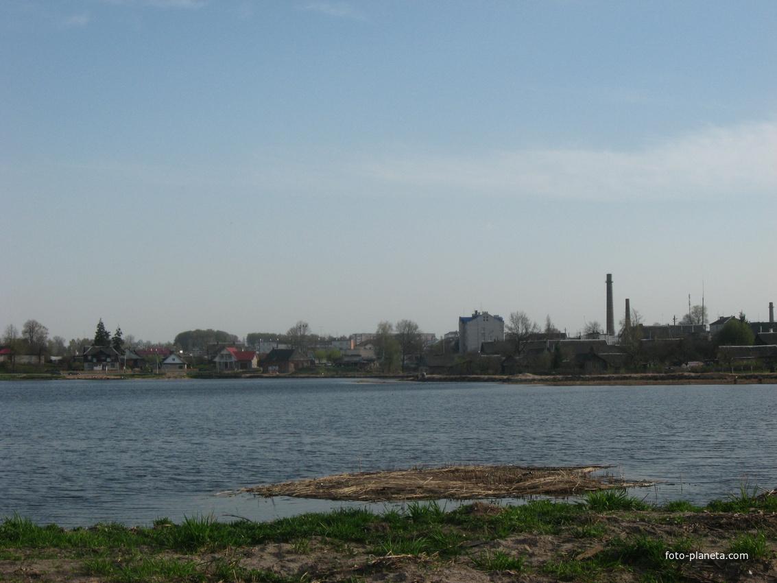 Озеро Кагальное.