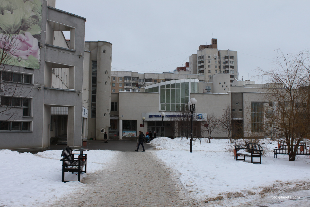 Больница во владимире каманина запись