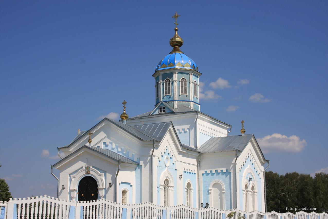 Церковь в Протасово