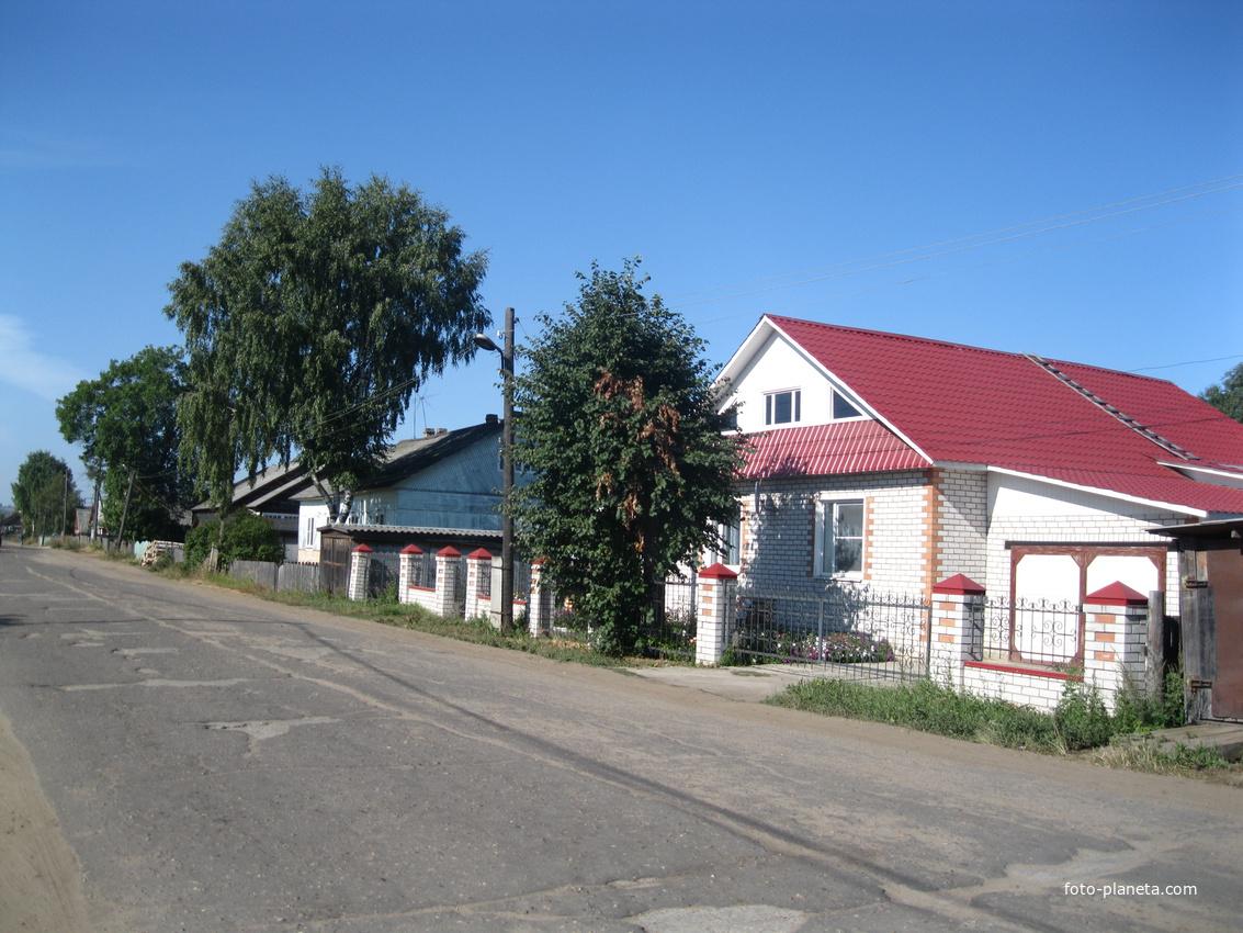 Луза, ул. Горького